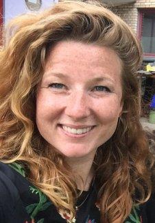 Lise van ons team Yogadocenten in Leiden