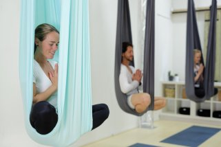 Workshop Aerial Yoga