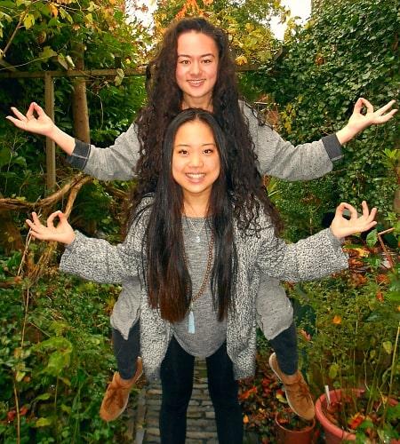 Esther, Nalin en Mollie: Yogadocenten in Leiden