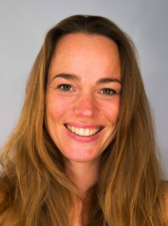 Jasmijn, docent in privé yoga lessen in Leiden