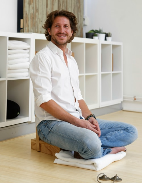 Mindfulness trainer in Leiden, Guido Madera