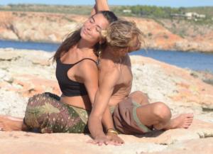 Workshop Aerial Yoga