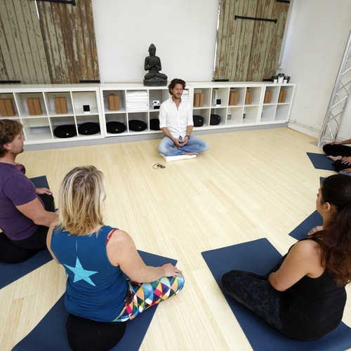 Mindfulness en Yoga in Leiden