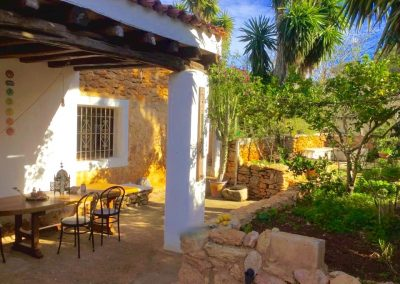 Retreat Location: old, authentic finca close to Cala St. Vicente